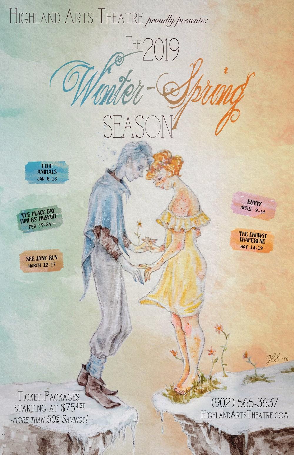 HAT 2019 Winter-Spring Season Passes Now On Sale