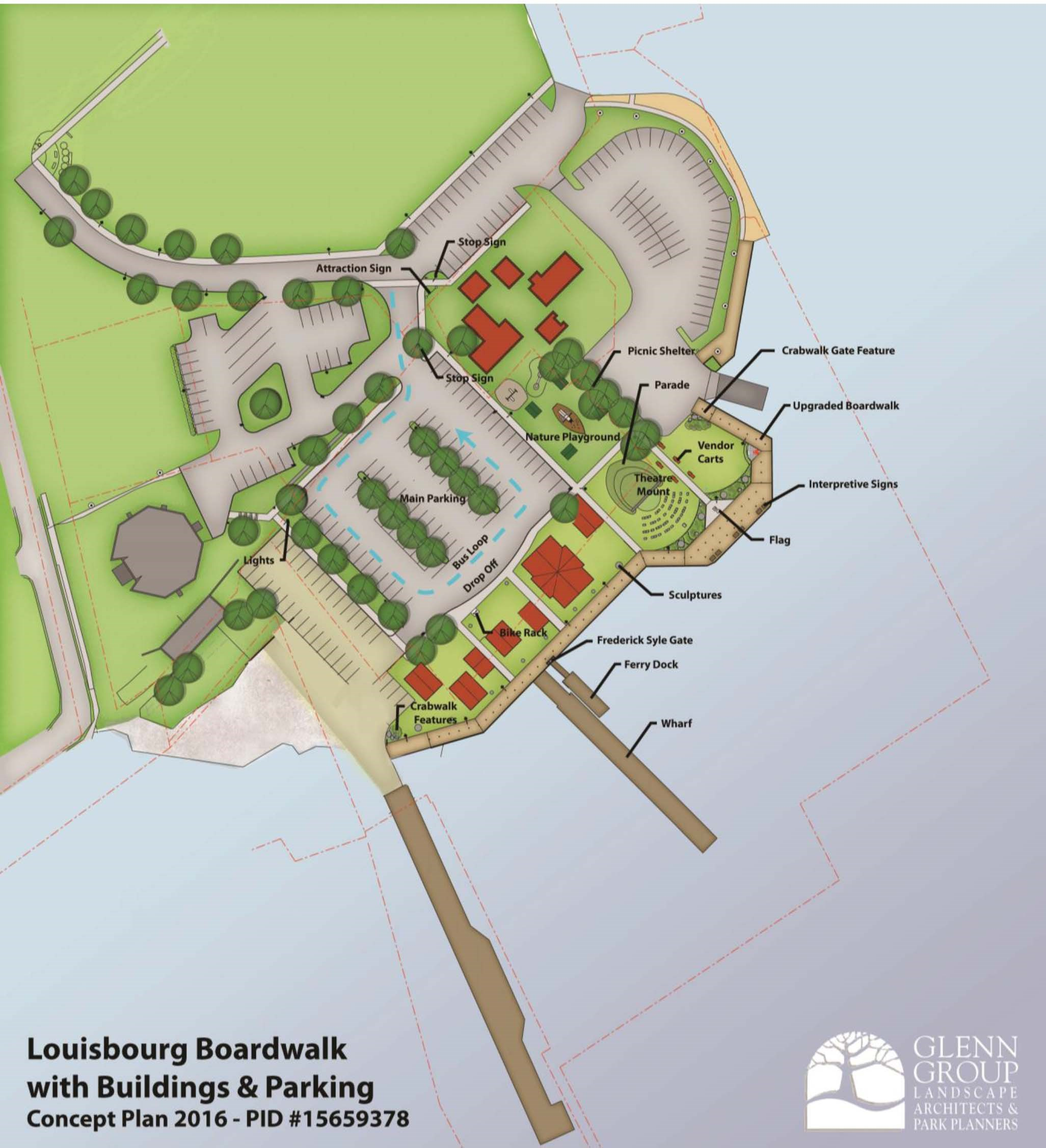 Louisbourg Waterfront Development Project At An Impasse