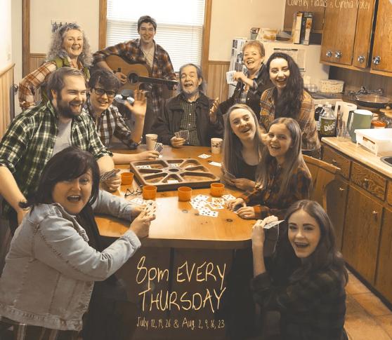 8pm Thursdays At The Hat Till Aug 23 Kitchen Party