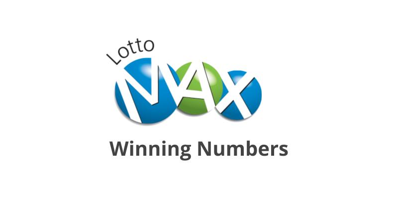 Lotto Max: August 2, 2019 - Winning Numbers | goCapeBreton com
