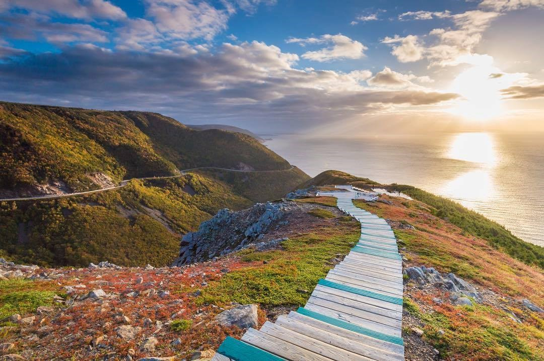 USA Today's 10Best Ranks The Cape Breton Highlands National Park As